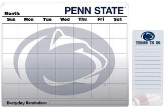 NCAA Kohl's Penn State Nittany Lions Dry Erase Calendar & To-Do List Pad Set