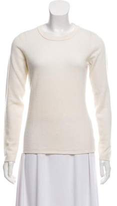 Magaschoni Crew Neck Knit Sweater