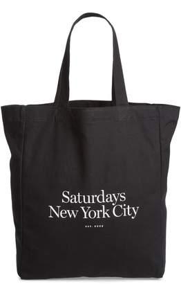 Saturdays NYC Miller Standard Tote Bag