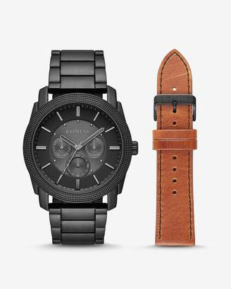 Express Rivington Multi-Function Watch Giftset