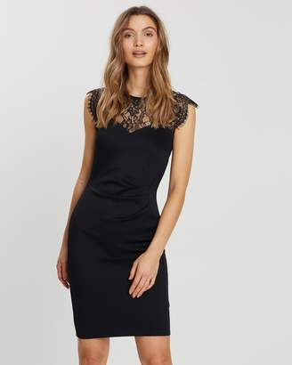 94f9f2535f7d9 Dorothy Perkins Black Lace Dresses - ShopStyle Australia