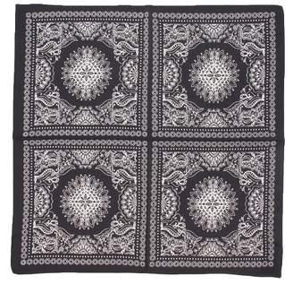 MERCURYDUO (マーキュリーデュオ) - マーキュリーデュオ バンダナ柄スカーフ