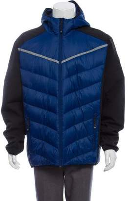 Michael Kors Hooded Puffer Coat w/ Tags