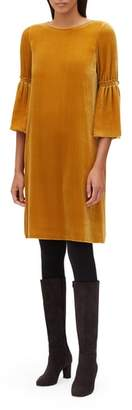 Lafayette 148 New York Roslin Velvet Dress