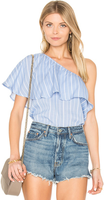 State of Being Unknown Shoulder Top $89 thestylecure.com