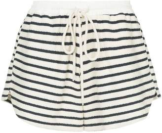 Bassike striped shorts