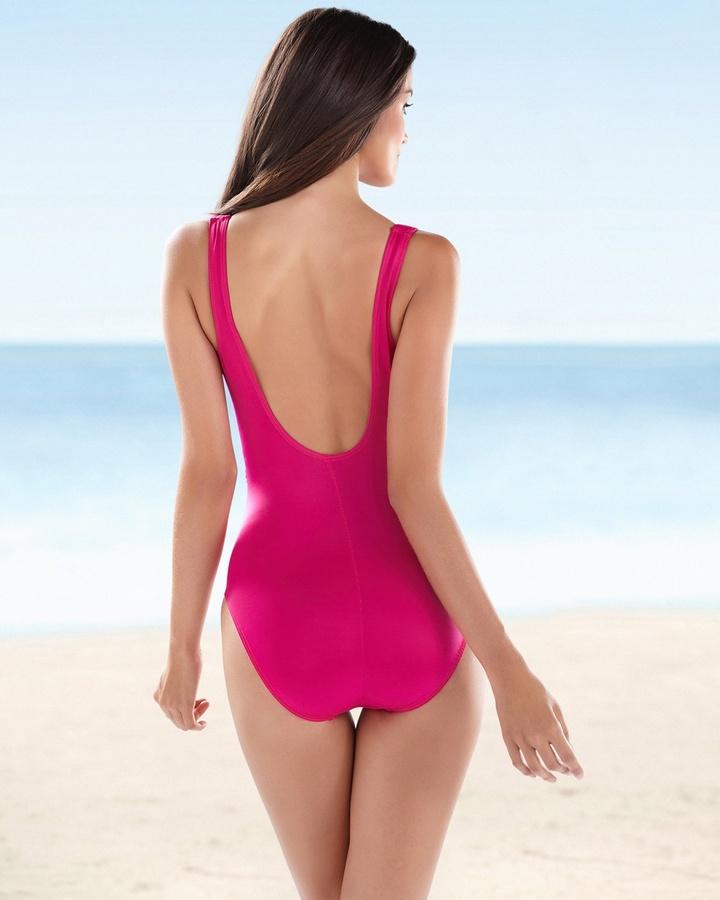 Miraclesuit Sandra D One Piece Swimsuit