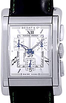 Bedat & Co No. 7 ChronoPocket Stainless Steel Mens Watch