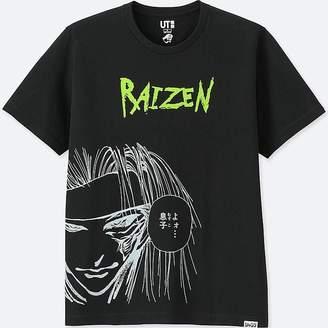 Uniqlo Jump 50th Short-sleeve Graphic T-Shirt (yuyu Hakusho)