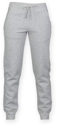 Skinni Fit Skinnifit Womens/Ladies Slim Cuffed Jogging Bottoms/Trousers