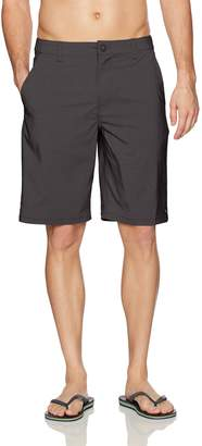 Rip Curl Men's Mirage Phase Boardwalk Short, Black