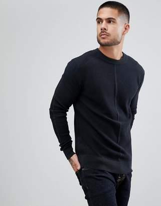 Bellfield Rib Sweater