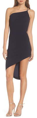 Katie May Asymmetrical Sheath Dress