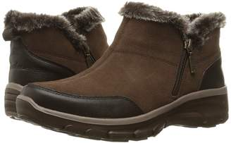 Skechers Easy Going Women's Zip Boots