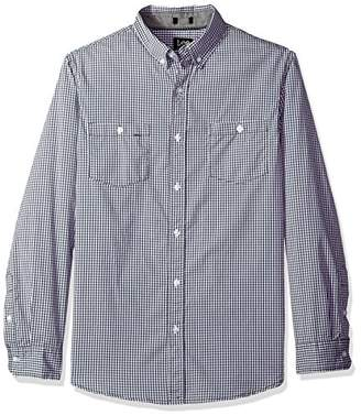 Lee Men's Long Sleeve Woven