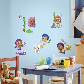 Roommates Bubble Guppies Peel & Stick Wall Decals