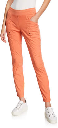 XCVI Dalia High-Waist Skinny Pants