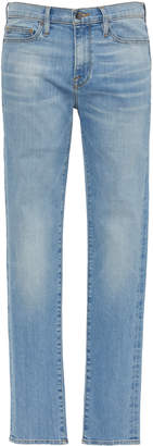 Frame Jagger Mid-Rise Skinny Jeans