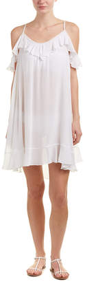 Robin Piccone Aria Cold-Shoulder Shift Dress