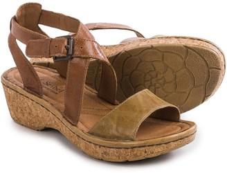 Josef Seibel Kira 13 Leather Sandals (For Women) $49.99 thestylecure.com