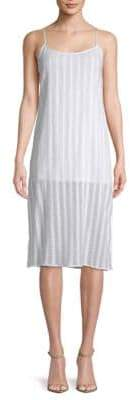 Show Me Your Mumu Shiloh Striped Slip Dress
