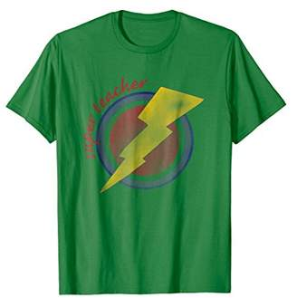 Teacher Shirts Superhero TShirts for Teaching Team