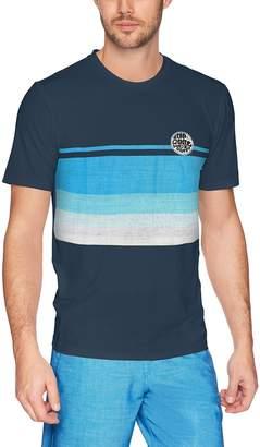 Rip Curl Men's Craft Surf Shirt S/s Rashguard