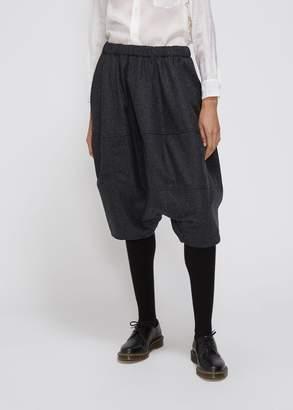 Comme des Garcons Wool Pant