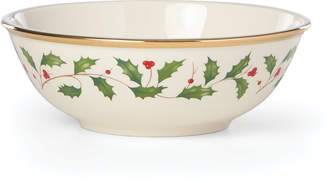 Lenox Holiday Place Setting Bowl