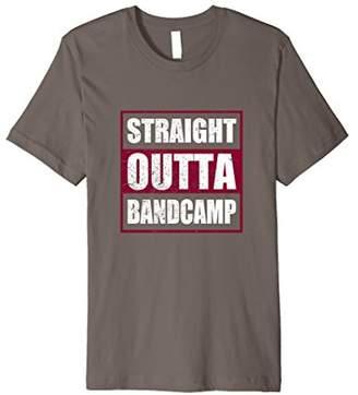 Hc-087a Straight Outta Band Camp T-Shirt