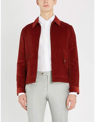 Richard James Contemporary-fit linen shirt