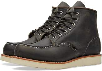 "Red Wing Shoes 8890 Heritage Work 6"" Moc Toe Boot"