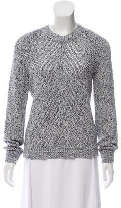 3.1 Phillip Lim Crew Neck Knit Sweater