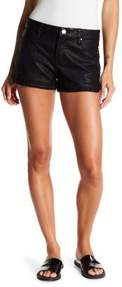 Blank NYC BLANKNYC Vegan Leather Shorts