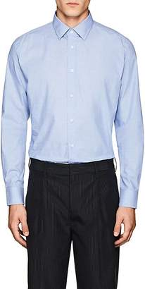 Brooklyn Tailors Men's End-On-End Cotton Shirt