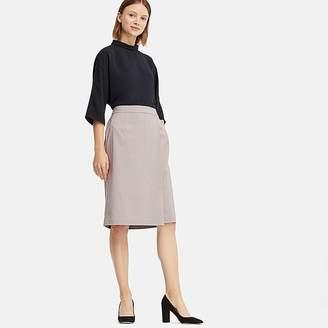 Uniqlo Women's Wrap Narrow Skirt