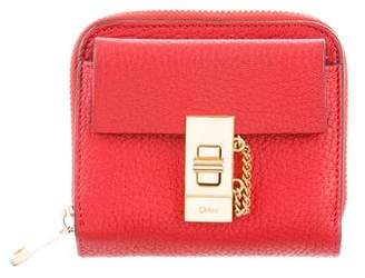 Chloé Compact Leather Wallet