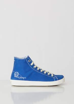 Maison Margiela High Top Tabi Sneakers
