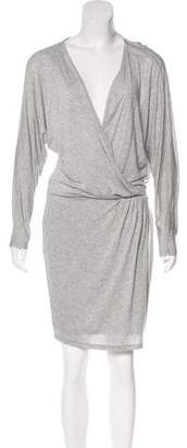 Haute Hippie Surplice Knit Dress w/ Tags