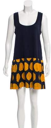 Marc by Marc Jacobs Sleeveless Mini Dress