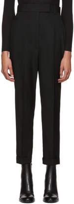 Haider Ackermann Black Calder High-Waist Trousers