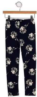 Imoga Girls' Printed Knit Leggings w/ Tags