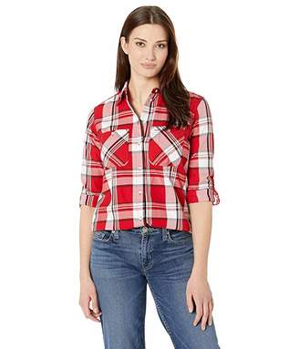 39d8778f3 Lauren Ralph Lauren Plaid Cotton-Twill Shirt