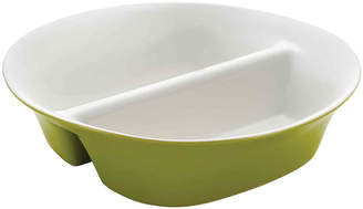 Rachael Ray Round & Square 12 Divided Serving Dish