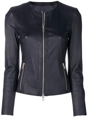 Drome long-sleeved cropped jacket