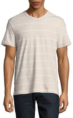 Calvin Klein Jeans Heathered Striped T-Shirt