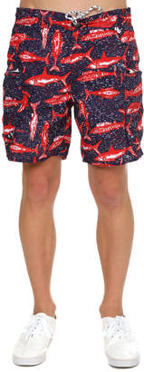 Warehouse Burkman Bros Cargo Swim Short