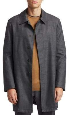 Saks Fifth Avenue COLLECTION Double Face Single-Breasted Jacket