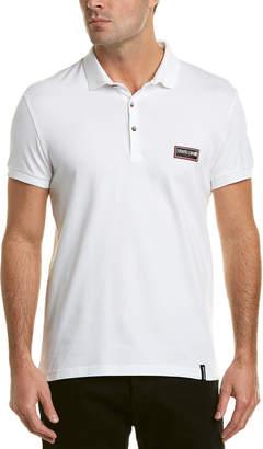 Roberto Cavalli Sport Logo Polo