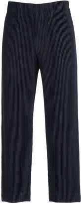 Pleats Please Issey Miyake Pleated Tailored Trousers